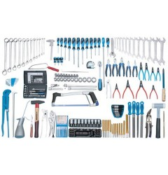 Gedore S 1007 M Набор инструментов «слесарный», 175 предметов