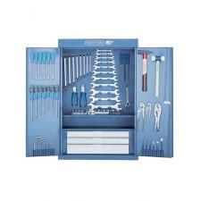 1400 Шкаф большой инструментальный GEDORE