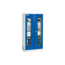 Шкаф с распашными застекленными дверцами, серия 52