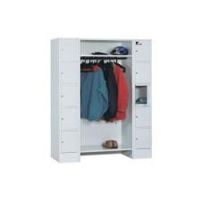 Шкафы гардеробные для персонала, серия 53