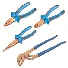 Трубные разводные ключи, клещи и ножницы
