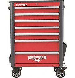 Carolus (Gedore) 2057 Тележка для мастерской WINGMAN с 7 ящиками