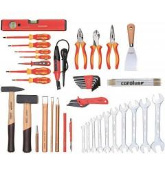 Carolus (Gedore) 2200.040 Специальный набор электрика, 41 предмет