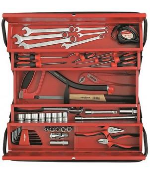 Carolus (Gedore) 223X.000 Универсальный набор базовых инструментов в футляре/ящике