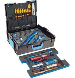 Gedore 1100-03 GEDORE L-BOXX® 136 с набором для установки, 44 предметов