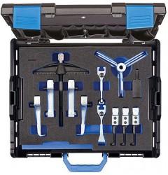 Gedore 1100-1.04 Универсальный набор съемников в L-BOXX® 136