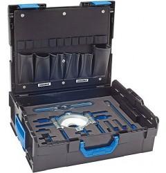 Gedore 1100-1.41/2A Набор съемников и разделителей в L-BOXX® 136, , 43918 руб., 2927284, , Устройства съемные