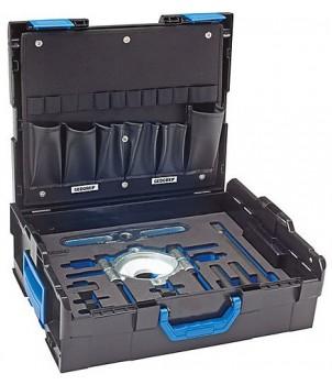 Gedore 1100-1.41/2A Набор съемников и разделителей в L-BOXX® 136