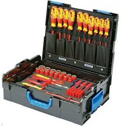 Gedore 1100-1094 VDE-набор инструментов для гибридных автомобилей 53 предмета