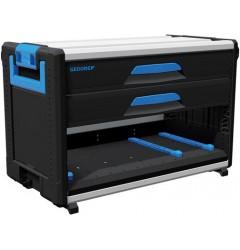Gedore 1110 WM 321 Модуль инструментального ящика WORKMO W3, 2 ящика H6, отделение для L-BOXX® + S-BOXX®