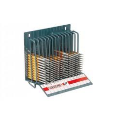 Gedore 1130 Торговые подставки для инструментов 130 штук