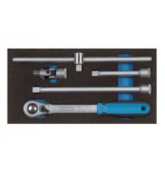 Gedore 1500 CT1-1993 U-20 Набор инструментов в CT ложементе 1/3