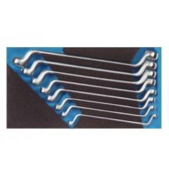 Gedore 1500 CT1-2 Набор ключей гаечных двусторонних накидных в CT ложементе 1/3