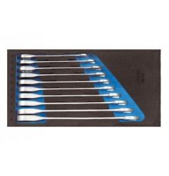 Gedore 1500 CT1-7 R Набор ключей гаечных комбинированных с трещоткой в CT ложементе 1/3