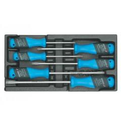 Gedore 1500 ES-2150 PH Набор отверток трехкомпанетных PH в ложементе 1/3