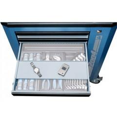 Gedore 1500 H 16 Полка для мелких деталей на выдвижные ящики тележек