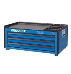 Gedore 2430 Инструментальный ящик, 1888927, 71989 руб., 1888927, , Ящики инструментальные для тележек