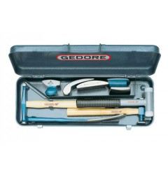 Gedore 300 Набор инструментов для правки кузова, 8 предметов