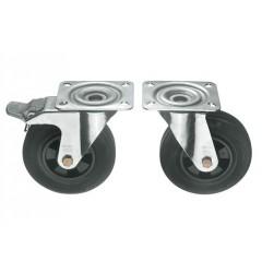 Gedore 63804 Комплект колес 125