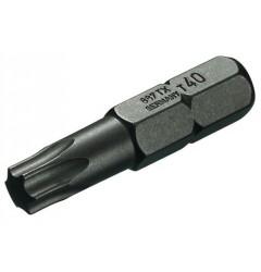 Gedore 688 TX Вставка отверточная для винтов с внутренним TORX® профилем и направляющим штифтом  TX10 6535510