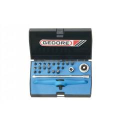 Gedore 693-024 Набор отверточных вставок 24 предмета