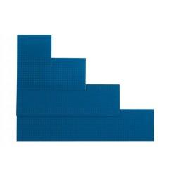 Gedore 71000 - 71030 Панель с квадратной перфорацией