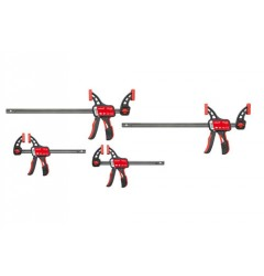 Gedore 7904.000 Clamp set 4 pieces