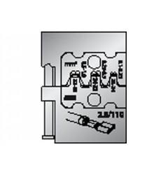 Gedore 8140-09/-10/-11 Модуль сменный для вилок с плоскими штырьками