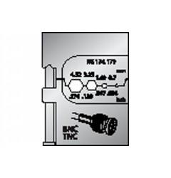 Gedore 8140-13/-14/-15 Модуль сменный для коаксиального кабеля