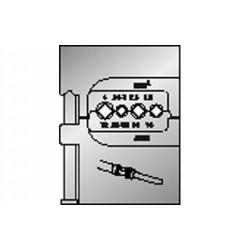 Gedore 8140-18/-19 Модуль сменный для массивных разъемов