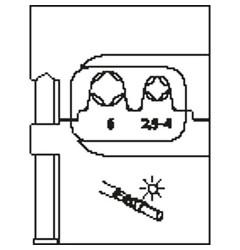 Gedore 8140-23 Модуль сменный для многоконтактного разъема