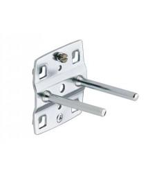 Gedore 82841 - 82843 Держатель инструмента двойной, прямой, 1481495, 0 руб., 1481495, , Держатели и крючки для инструментов