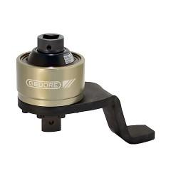 Gedore DVI-20L/Z + DVI-28L/Z Мультипликатор (усилитель крутящего момента) DREMOPLUS ALU 2000-2800 Н·м
