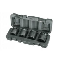 Gedore K 32-040 Набор головок торцевых ударных для грузовых автомобилей