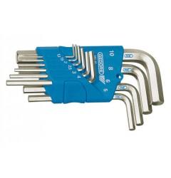 Gedore NC H 42 Набор ключей шестигранных торцовых NC