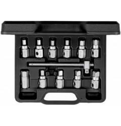 """Gedore RED R15553004 Набор ключей для масляного насоса 3/8"""", 12 предметов, , 3095 руб., 3301544, , Инструменты для автомобиля"""