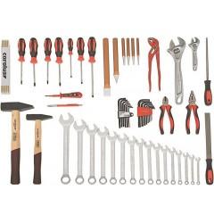 Gedore RED R21000059 Универсальный полный набор инструментов, 59 предментов
