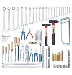 Gedore S 1002 Набор инструментов для тракторов, 79 предметов