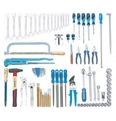Gedore S 1004 Набор инструментов «слесарный», 80 предметов