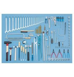 Gedore S 1006 M Набор инструментов для грузовых автомобилей, 104 предмета