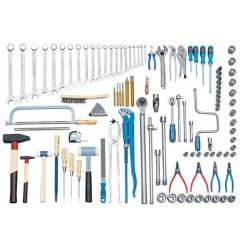 Gedore S 1006 Набор инструментов для грузовых автомобилей, 115 предмета