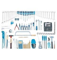 Gedore S 1008 Набор инструментов «слесарный», 138 предметов