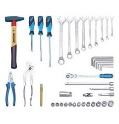 Gedore S 1150 Набор инструментов «универсальный», 41 предмет