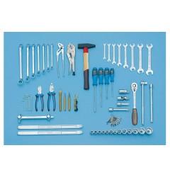 Gedore S 1151 M Набор инструментов, 65 предметов