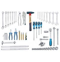 Gedore S 1151 Набор инструментов, 68 предметов