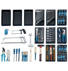 Gedore S 1400 G Набор инструментов «универсальный», 100 предметов