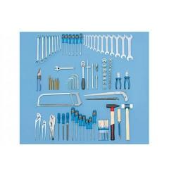 Gedore S 1400 GA Набор инструментов универсальный дюймовый, 92 предмета