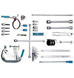 Gedore S 1400 Z Набор инструментов вспомогательный, 34 предмета