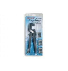 Gedore S 8140 E Набор щипцов обжимных для электрика, 4 предмета