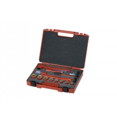 Gedore VDE 1001 Набор VDE -инструментов, 14 предметов